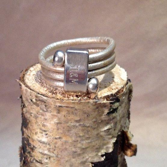 En ook diverse ringen standaards.