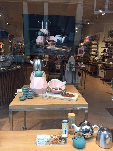 Broodplanken voor 50 koffie en thee winkels in Nederland en Belgie.