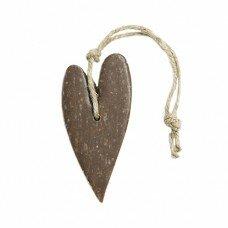 ZEEP hart XL  bruin/cacao  123982