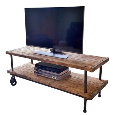 Tv meubel Industrieel RAW Design 140 x 50