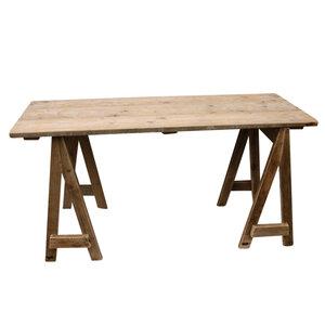 vaste schragen tafel steiger