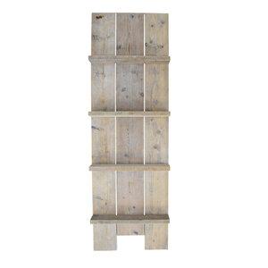 Rek RECHTmodel 164 cm hoog