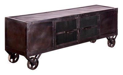 Tv dressoir steel 180